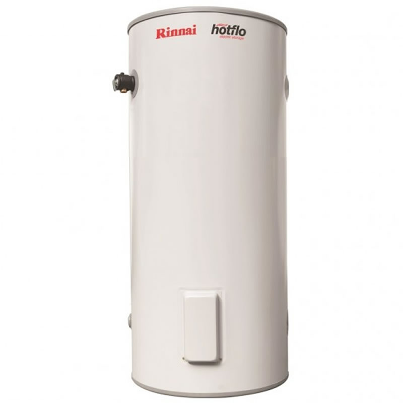 Electric Hot Water Heater >> Rinnai Hotflo 400 Litre Electric Hot Water Heater